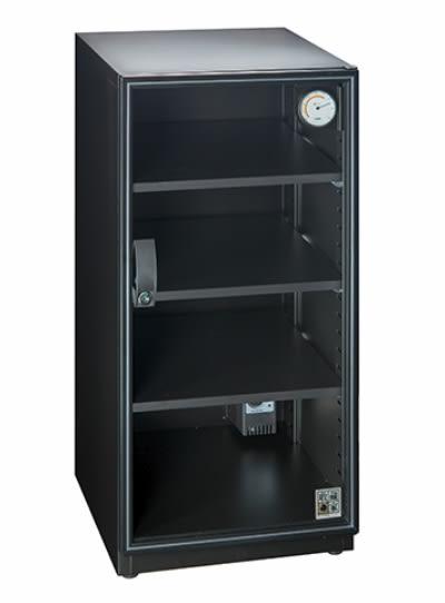 收藏家 ADL-122 暢銷經典防潮箱 125公升 四層 德製濕度錶 五年保固