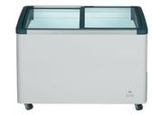 德國利勃 LIEBHERR 199公升 弧型玻璃推拉冷凍櫃 EFI-2053 (附LED燈)