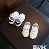 寶寶單鞋春季新款女寶1-3歲2韓版板鞋5男女童鞋子4潮學步鞋 雲雨尚品