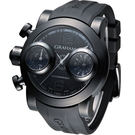 GRAHAM 格林漢 左冠計時機械腕錶 ...