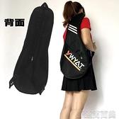 羽毛球包雙肩單肩2-3支裝多功能男女拍套羽毛球球袋拍袋背包袋子 快速出貨YJT