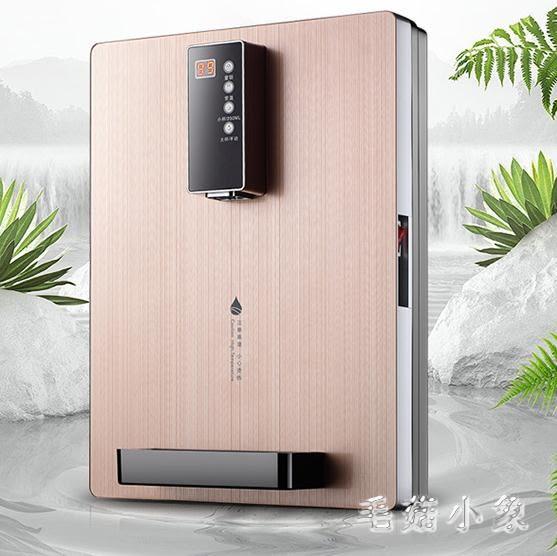 220V金正管線機壁掛式冷熱型速熱無膽直飲機制冷制熱開水機即熱飲水機 DJ12351『毛菇小象』