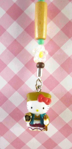 450llo Kitty 凱蒂貓~限定版手機吊飾-漫遊