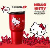 【Love Shop】Hello Kitty 蛋黃哥不銹鋼真空保冰杯/保溫杯/冰霸杯950ML 獨家三麗鷗正版授權