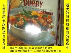 二手書博民逛書店best-ever罕見CURRY cookBOOK最好的咖喱食譜.Y261116