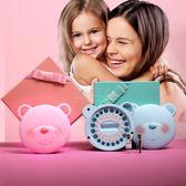 乳牙盒 寶寶肚臍帶胎毛收藏盒新生兒童乳牙盒牙齒保存收納胎發紀念品 俏女孩