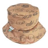 比利時 Trixie 有機棉遮陽帽/童帽~樹懶(48|50|52cm)