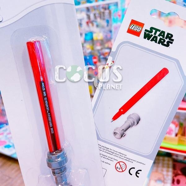 正版 樂高 LEGO STAR WARS 星際大戰光劍原子筆 筆 黑筆 COCOS PP170