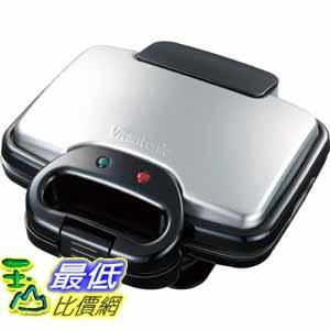 [104東京直購] Vitantonio VWH-100-K 多功能鬆餅機 三明治機 附兩組烤盤 U3