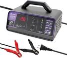 Meltec【日本代購】全自動脈衝電池充電器12V/12A PSE電池診斷功能SCP-1200