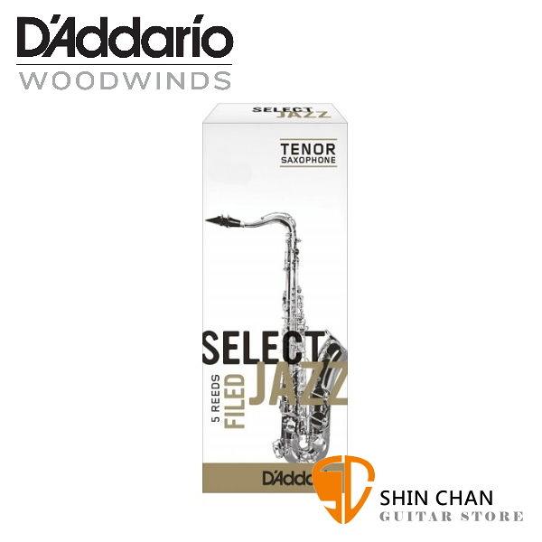 【3M次中音薩克斯風竹片】【美國 RICO Select Jazz】【5片/盒】【3 Medium Tenor Sax】