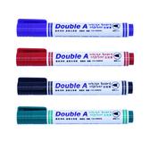 【限時促銷】Double A DAWM1700 白板筆 圓頭2mm