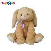 玩具反斗城 ANIMAL ALLEY 15吋絨毛兔子