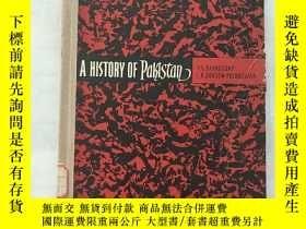 """二手書博民逛書店A罕見HISTORY OF PAKISTAN 巴基斯坦史 英文版Y8495 NAUKA""""PUBLISHING"""