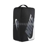 Nike 包包 Shoe Box 黑 白 手提包 鞋袋 收納 鞋盒配色 交換禮物 【ACS】 CW9266-010