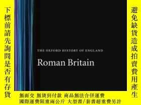 二手書博民逛書店Roman罕見Britain (oxford History O