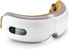 【現貨】Breo【日本代購】眼部按摩器熱 眼部保暖器 USB充電 音樂播放 - 灰白