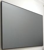 超短焦投影機畫框幕 黑柵軟幕 抗光幕120吋投影新科技~無需拉窗簾,無需關燈