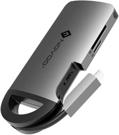 NOVOO【日本代購】8合1 USB Type C 轉換集線器4K HDMI