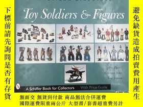 二手書博民逛書店Toy罕見Soldiers and Figures: Ameri
