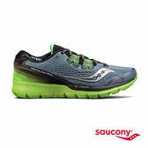 SAUCONY ZEALOT ISO 3 專業訓練鞋-黑x灰x史萊姆綠