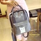 雙肩包 韓國ulzzang日文貓帆布雙肩包原宿日系女學生書包正韓百搭手提包【快速出貨八五折】
