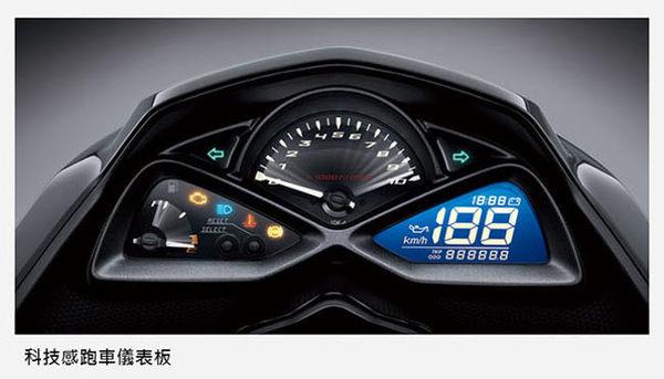 YAMAHA 山葉機車 SMAX155 日行燈 精裝版-2018年式