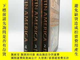二手書博民逛書店【罕見】Latin America: History and Culture: An Encyclopedia f