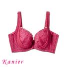 【Kanier卡妮兒】西班牙舞者月眉邊機能型內衣(紅_BCD_2352)