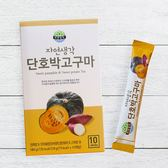 韓國HEE CHANG 南瓜紅薯茶   (10份/盒) x4 /組