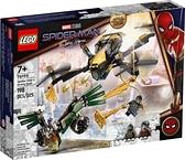樂高LEGO SUPER HEROES 蜘蛛人的無人機決鬥 76195 TOYeGO 玩具e哥
