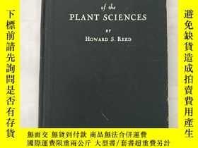 二手書博民逛書店A罕見SHORT HISTORY of the PLANTSCIENCES植物科学短史【英文版】有插图Y849