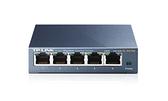 TP-LINK 5埠 專業級 Gigabit 交換器 ( TL-SG105 ) 版本:5.0