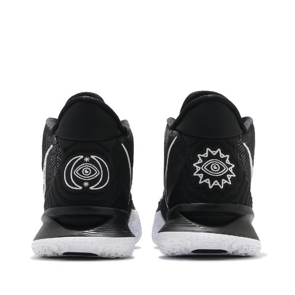 Nike 籃球鞋 Kyrie 7 EP BK Black 黑 白 男鞋 Irving 厄文 KI7 【ACS】 CQ9327-002