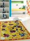 【范登伯格】卡哇伊兒童學習小地毯-車車噗噗100x130cm