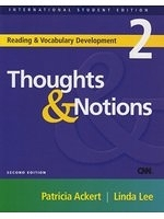二手書博民逛書店《Thoughts and Notions》 R2Y ISBN: