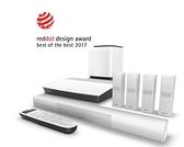 美國品牌 BOSE LifeStyle LS650 5.1 聲道家庭劇院 Wi-Fi藍牙( 含喇叭架 ) 白色款