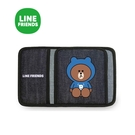 LINE FRIENDS 熊大帽T 多功能遮陽板置物夾