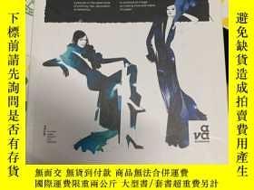 二手書博民逛書店FASHION罕見DRAWING(16開)Y14581 看圖 看圖 出版2010