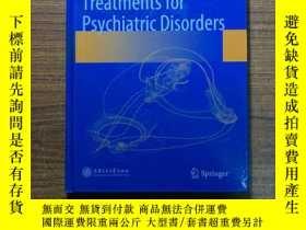 二手書博民逛書店Neurosurgical罕見treatments for psychiatric disorders 精神障礙的