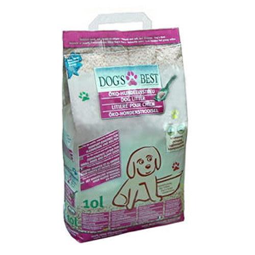 【zoo寵物商城】德國凱優CATS BEST》犬專用凝結木屑砂10L/包