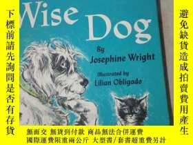 二手書博民逛書店Wright罕見Wise DogY21714