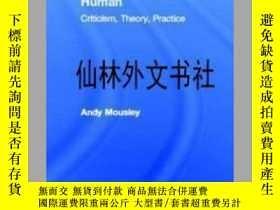 二手書博民逛書店【罕見】2013年出版 Literature and the H