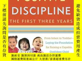 二手書博民逛書店Positive罕見Discipline: The First Three YearsY256260 Jane