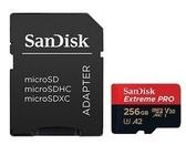 SanDisk Extreme Pro 256GB 記憶卡 TF microSDXC 170MB/s U3 V30 A2 【公司貨】micro sd