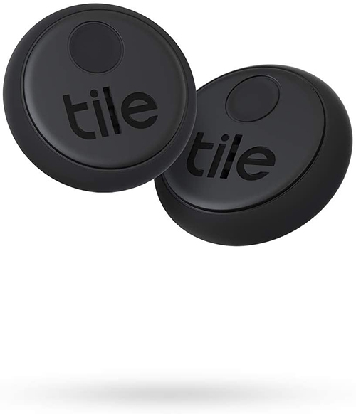 [2美國直購] Tile Sticker (2020) 跟蹤器 定位器 2-pack - Small, Adhesive Bluetooth Tracker
