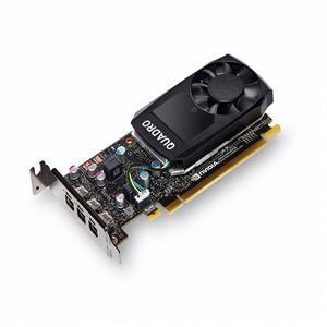 【綠蔭-免運】麗臺 NVIDIA Quadro P400 2GB GDDR5 64bit PCI-E 工作站繪圖卡