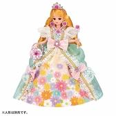 《 LICCA莉卡娃娃 》亮彩公主花園禮服組 / JOYBUS玩具百貨