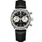 Hamilton AMERICAN CLASSIC 復古風格拱形計時腕錶 H38716731