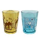 【日本正版】星之卡比 透明水杯 270ml 日本製 塑膠杯 杯子 卡比之星 Kirby 037999A 037999B